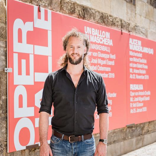 Florian Lutz wird 2020/2021 Intendant des Staatstheaters Kassel